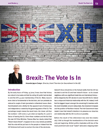 Brexit: The vote is in