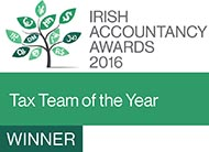 Tax Team of the year